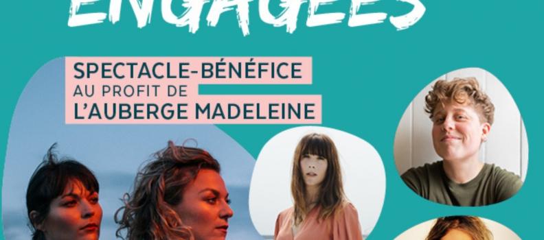 9e édition du Spectacle bénéfice de l'Auberge Madeleine