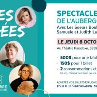 9E ÉDITION DU SPECTACLE BÉNÉFICE DE L'AUBERGE MADELEINE – COVID-19